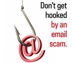 Don't Get Hooked by Email Scam