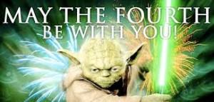 May the 4th Yoda