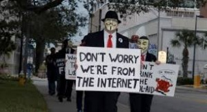 Dont worry were from the internet