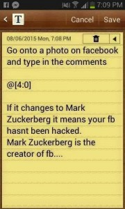 FB Mark Zuckerberg