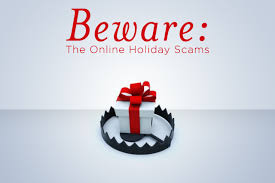Online Holiday Scams