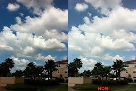 iPhone HDR Comparison