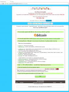 CryptXXX Ransom Note